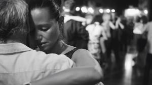 la dame en noir - tango short film