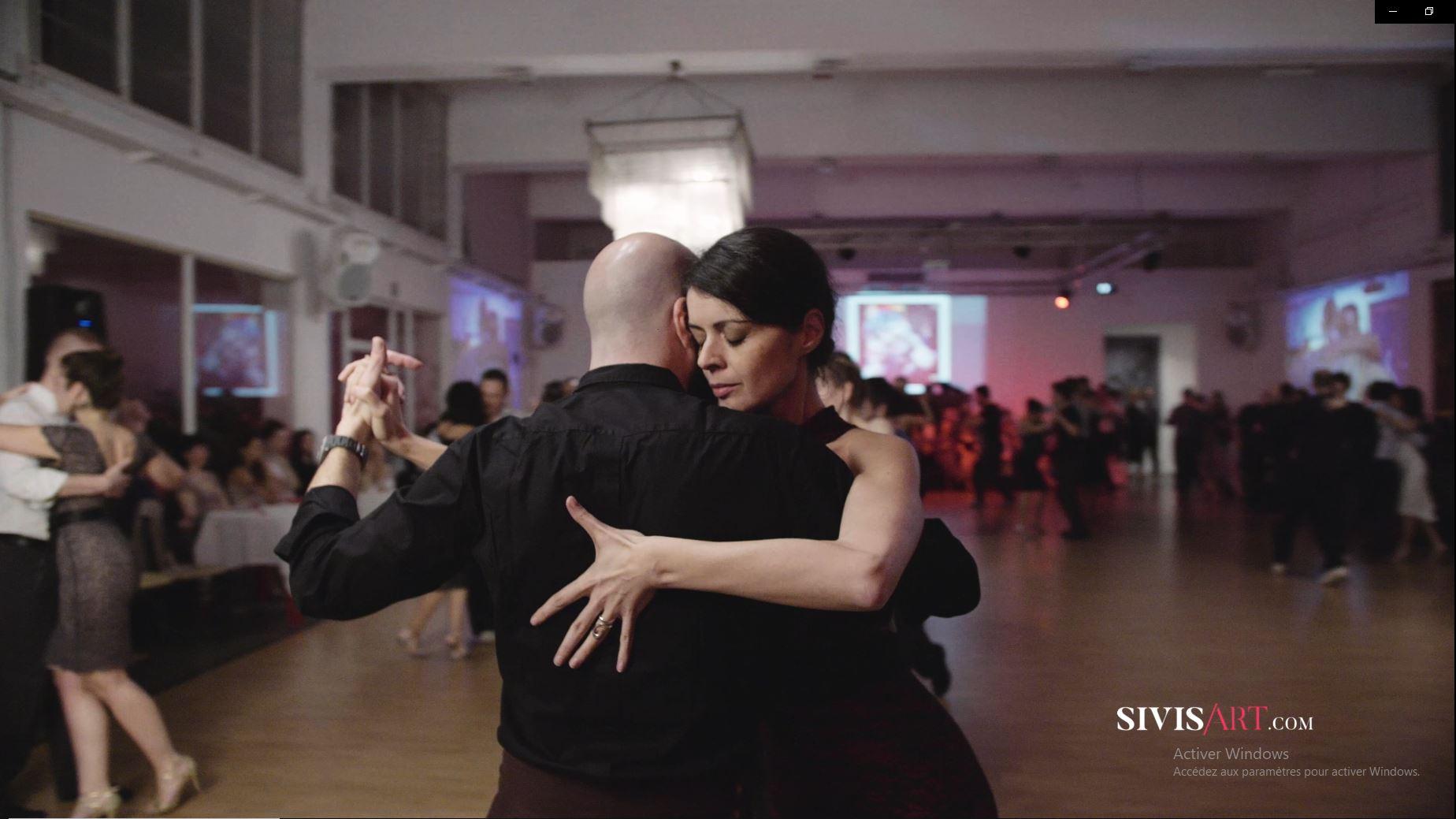 Sivis'Art videomaker presents Pensalobien Tango Marathon 2019