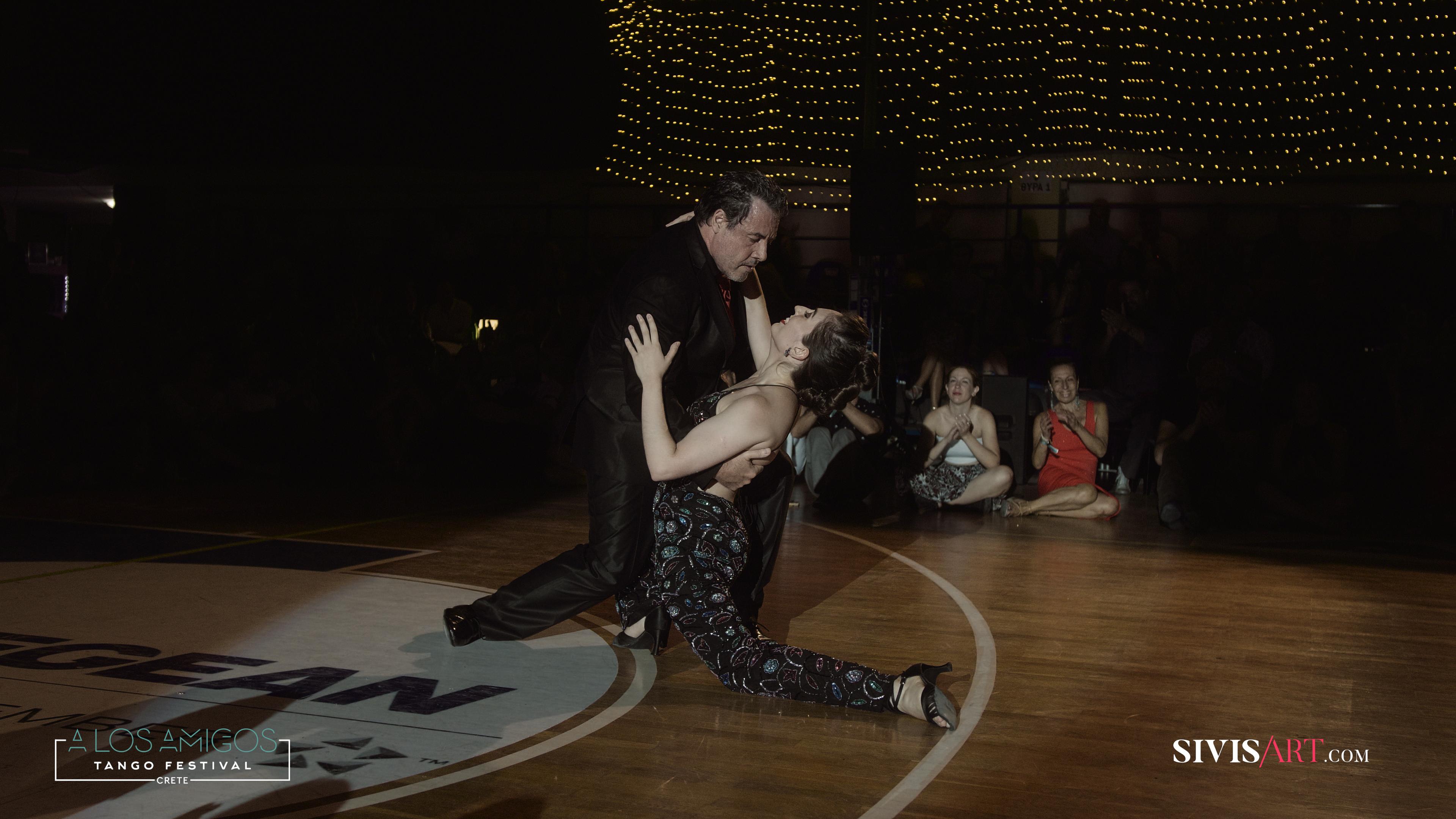 Fabian Salas & Lola Diaz