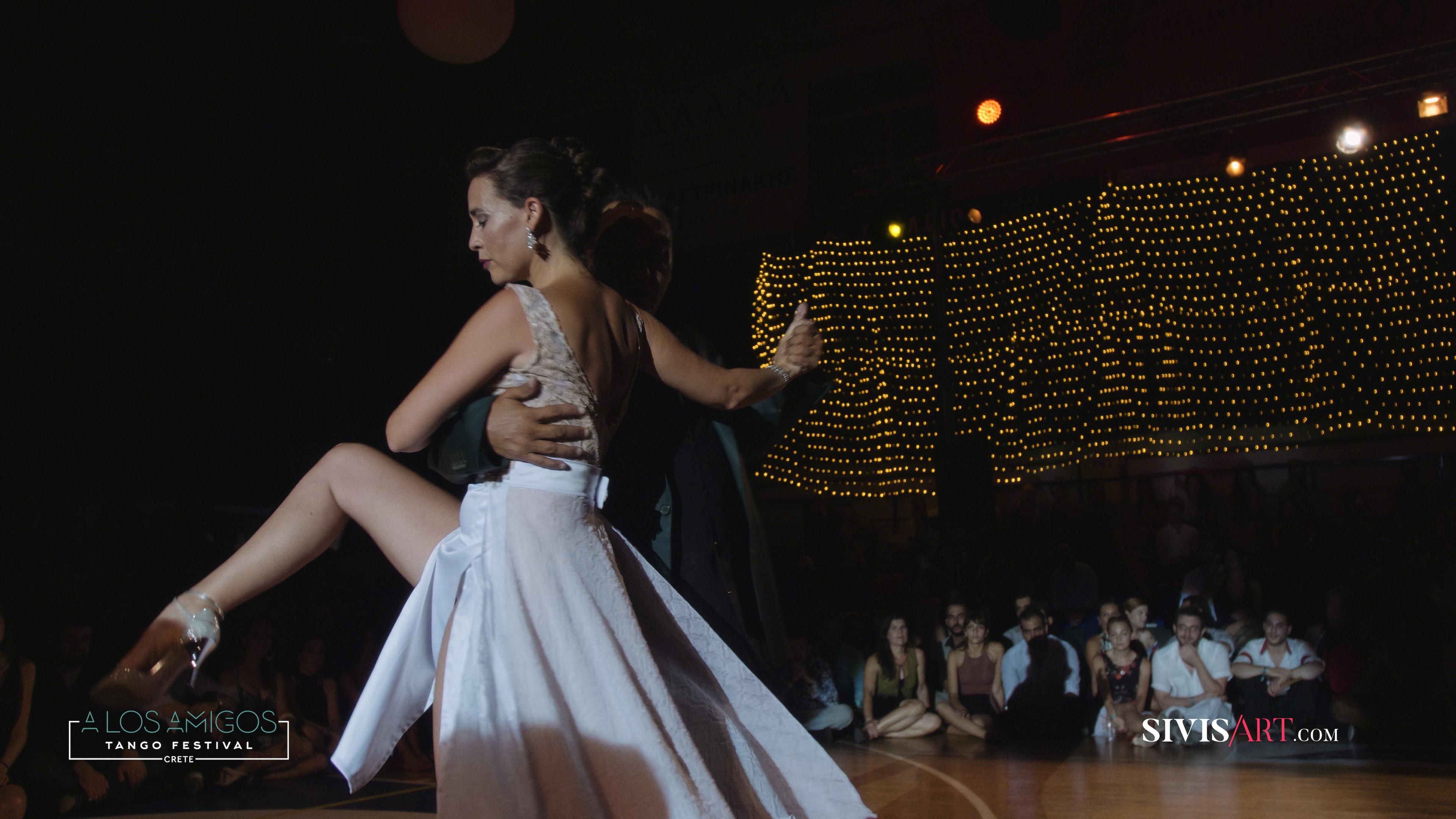 Sivis'art Videomaker presents Mariano Chicho Frúmboli & Juana Sepulveda