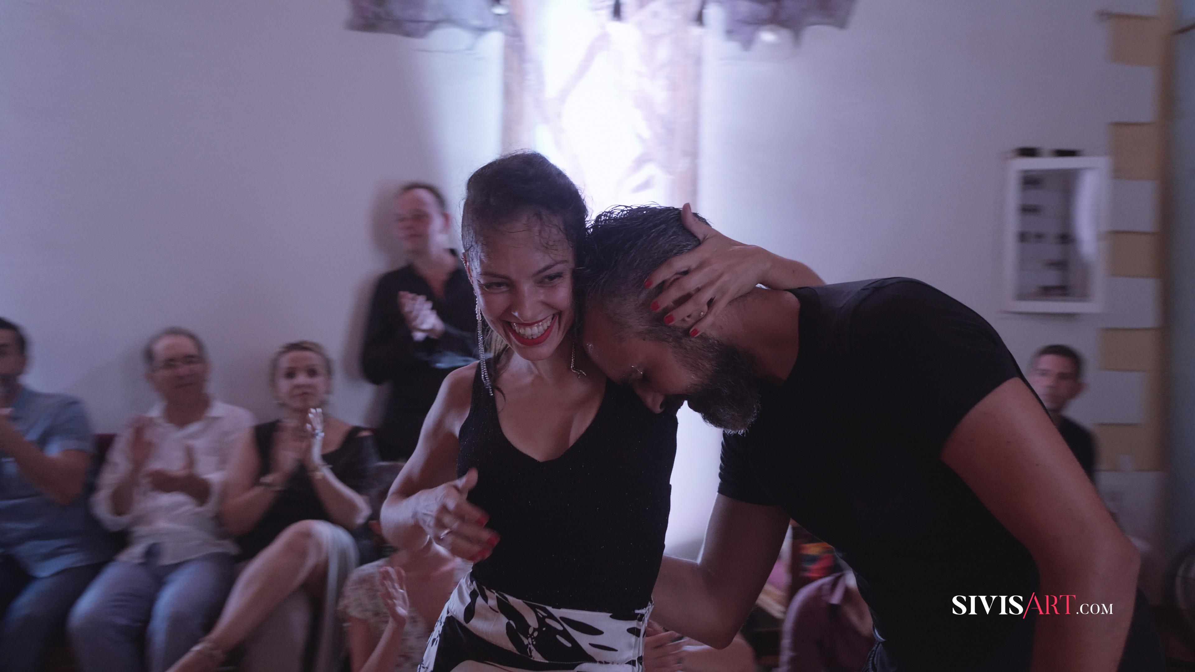 Sivis'art Videomaker presents Ioanna Papachristou & Theodore Georgedakis