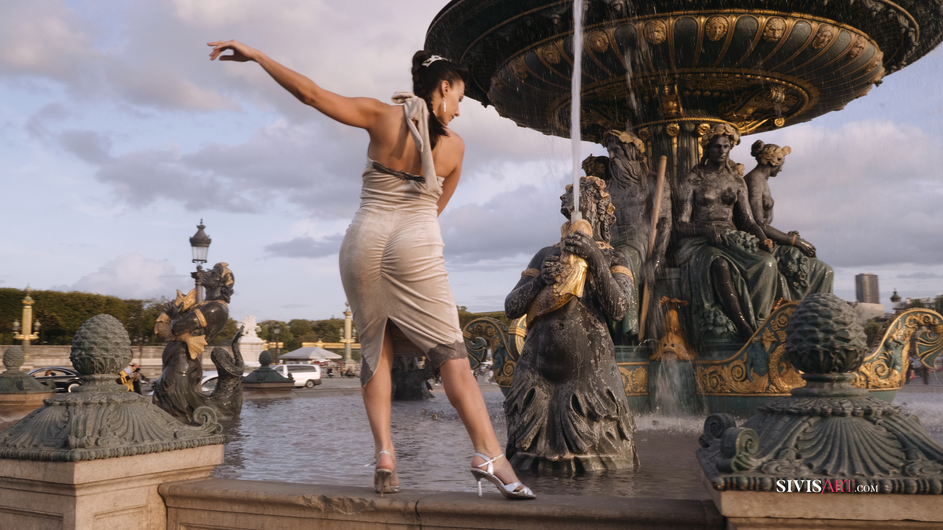 Sivis'art Videomaker presents A tango week-end in Paris