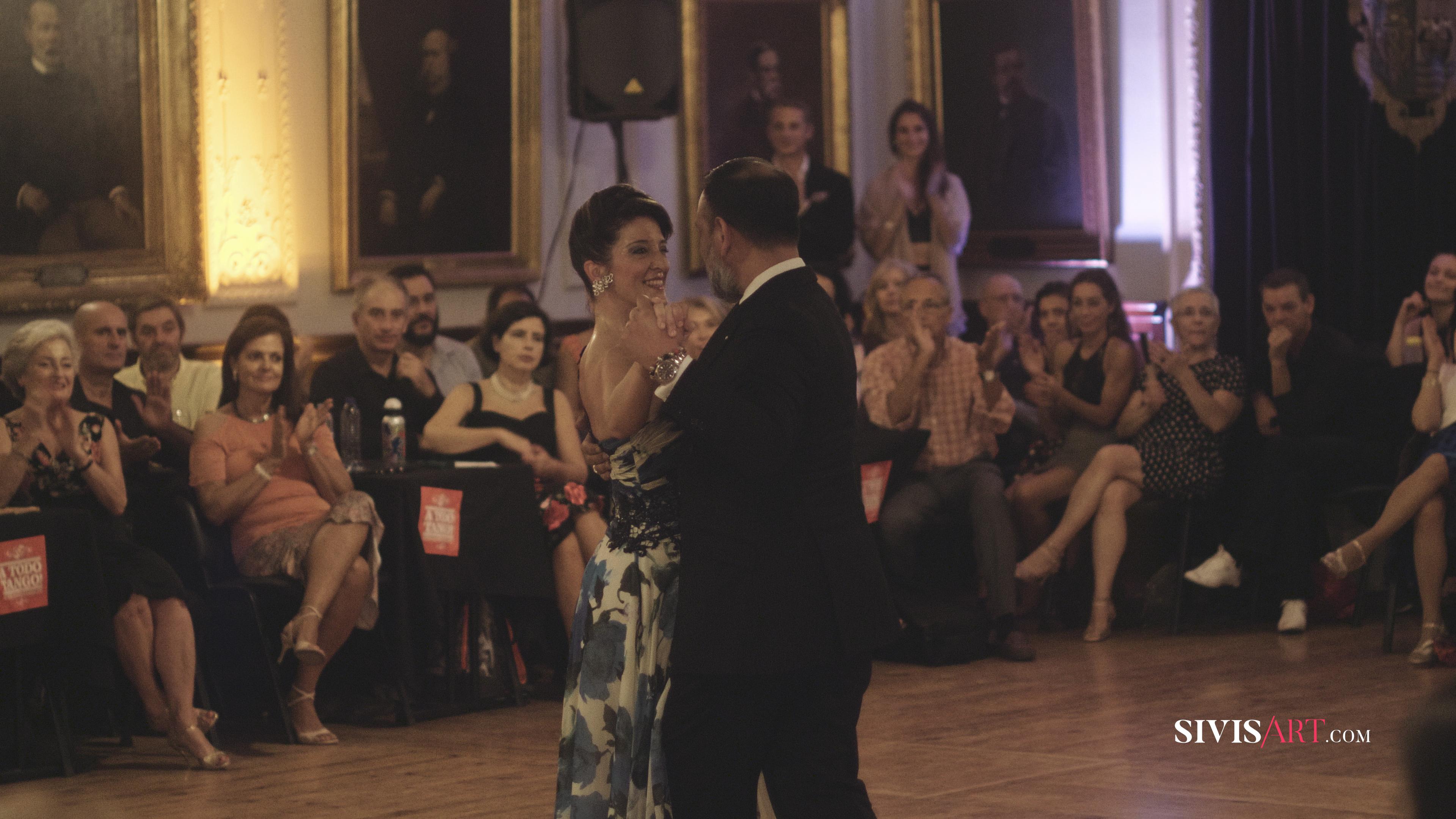 Sivis'art Videomaker presents  Josefina Bermudez & Fabian Peralta